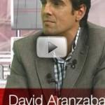 David Aranzabal entrevistado en el plato de TV de Estrategias de Inversión