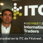 David en la International Traders Conference